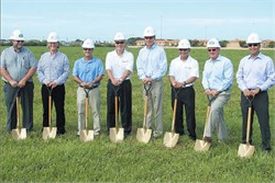 The Graham Companies breaks ground on The Residences at Lakehouse